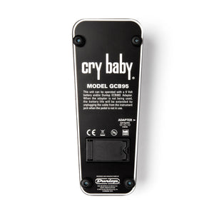 Dunlop CB95 Cry Baby Wah Pedal - Downtown Music Sydney