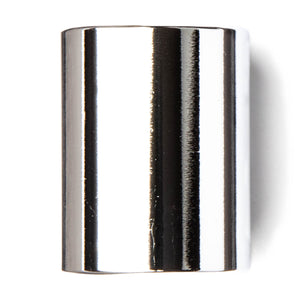 Dunlop 221 Chrome Guitar Slide - Knuckle / Medium Diameter / Regular Wall - Downtown Music Sydney