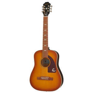 Epiphone Lil' Tex Travel Acoustic/Electric Guitar with Gig Bag