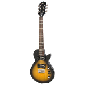 Epiphone Les Paul Express Short Scale Electric Guitar - Vintage Sunburst - Downtown Music Sydney