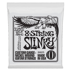 Ernie Ball 8-String Slinky Electric Guitar Strings (10-74) - Downtown Music Sydney