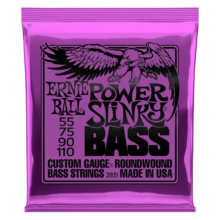 Ernie Ball Power Slinky Bass Strings (55-110)