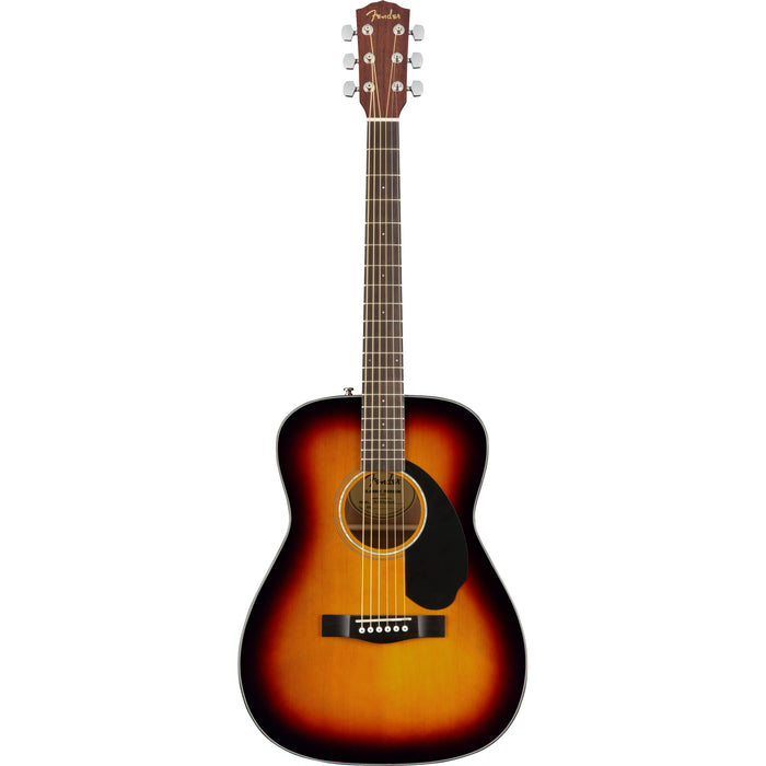 Fender CC-60S Acoustic Guitar - Sunburst