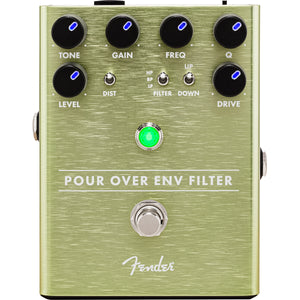 Fender Pour Over Evelope Filter Pedal