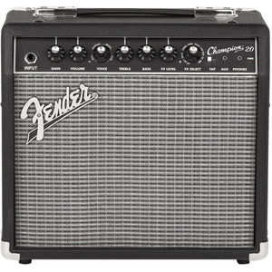 "Fender Champion 20 1x8"" 20-Watt Guitar Combo Amp - Downtown Music Sydney"