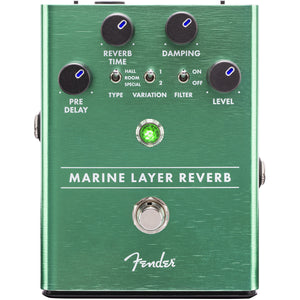 Fender Marine Layer Reverb Pedal - Downtown Music Sydney