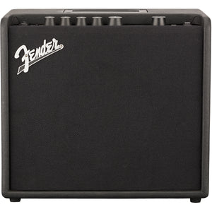"Fender Mustang LT25 1x8"" 25-Watt Guitar Combo Amp - Downtown Music Sydney"