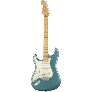 Fender Player Stratocaster Left Handed - Tidepool, Maple Fingerboard - Downtown Music Sydney