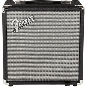 "Fender Rumble 15 1x8"" 15-Watt Bass Combo Amp - Downtown Music Sydney"