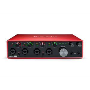 Focusrite Scarlett 18i8 Gen 3 USB Audio Interface - Downtown Music Sydney