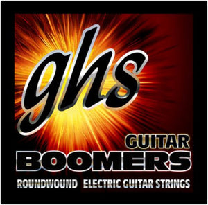 GHS Boomers GBXL Extra Light Electric Guitar Strings (9-42) - Downtown Music Sydney
