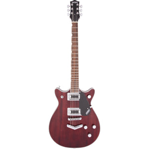 Gretsch G5222 Electromatic Double Jet BT Stoptail - Walnut Stain