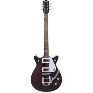 Gretsch G5232T Electromatic Double Jet FT with Bigsby - Dark Cherry Metallic - Downtown Music Sydney