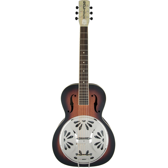 Gretsch G9220 Bobtail Round-Neck Acoustic Electric Resonator Guitar
