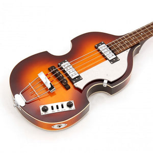 Hofner Ignition Violin Bass with Case - Sunburst - Downtown Music Sydney