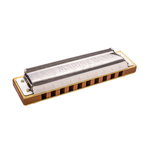 Hohner Marine Band 1896 Diatonic Harmonica - Downtown Music Sydney
