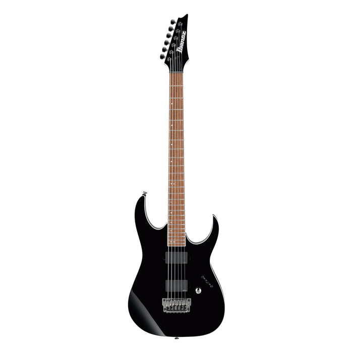 Ibanez RGIB21 BK Iron Label Baritone Electric Guitar - Black