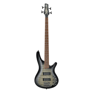 Ibanez SR400EQM SKG Bass Guitar - Surreal Black Burst Gloss