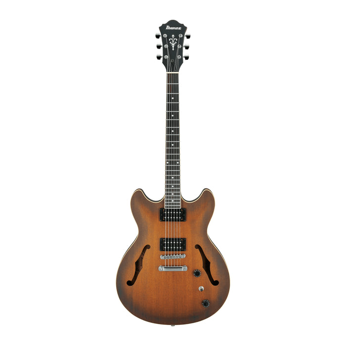 Ibanez AS53 TF Artcore Hollow Body - Tobacco Flat