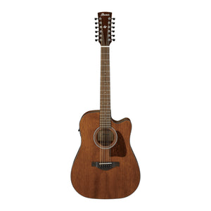 Ibanez AW5412CE OPN Artwood 12-String Acoustic/Electric Guitar - Downtown Music Sydney