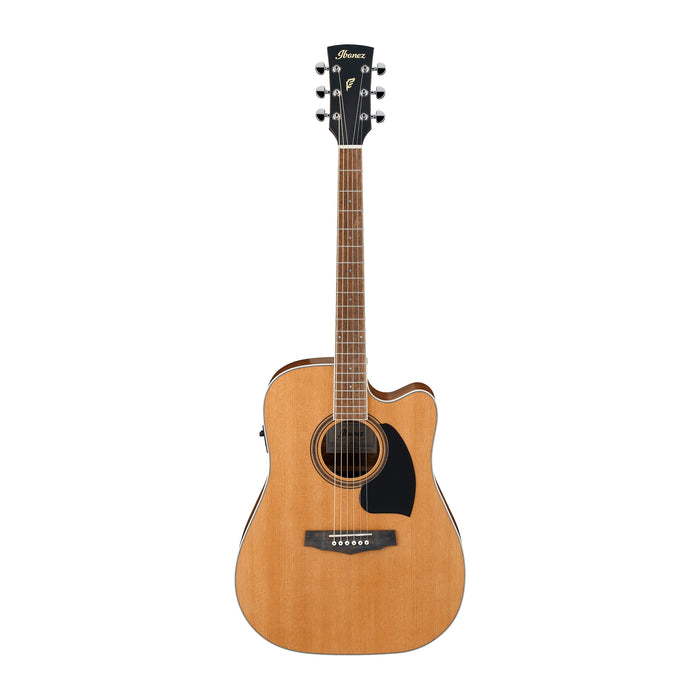 Ibanez PF171ECE LG Acoustic/Electric Guitar - Natural Low Gloss