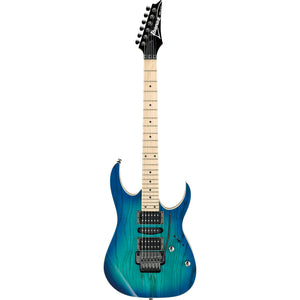 Ibanez RG370AHMZ BMT Electric Guitar - Blue Moon Burst - Downtown Music Sydney
