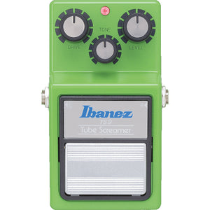 Ibanez TS9 Tube Screamer Overdrive Pedal - Downtown Music Sydney