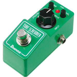 Ibanez TS Mini Tube Screamer Overdrive Pedal - Downtown Music Sydney