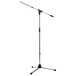 Konig & Meyer 210/6 Microphone Boom Stand - Chrome