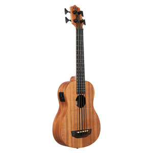 Kala Nomad Acoustic/Electric U-Bass Bass Ukulele