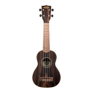 Kala KA-EBY-S Exotic Series Ebony Soprano Ukulele - Downtown Music Sydney