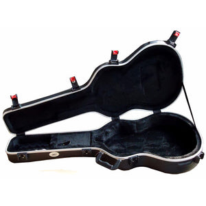 MBT ABS Dreadnought Acoustic Guitar Case with TSA Latches - Downtown Music Sydney