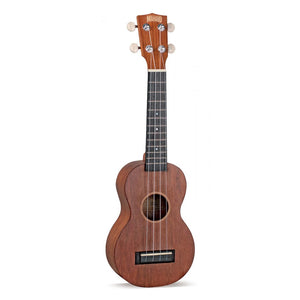 Mahalo MJ1TBR Java Series Soprano Ukulele with Carry Bag - Downtown Music Sydney