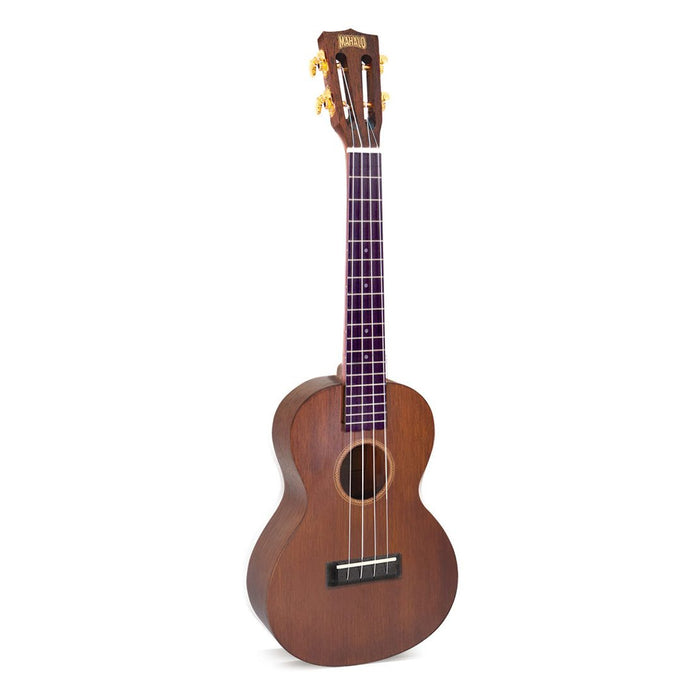 Mahalo MJ3TBR Java Series Tenor Ukulele with Carry Bag
