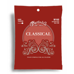 Martin M160 Ball End Classical Nylon Strings - Downtown Music Sydney