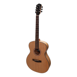 Martinez MF-25MW-NST Acoustic Guitar - Mindi-Wood