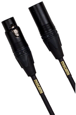 Mogami Gold Stage XLR-XLR Microphone Cable - 20ft