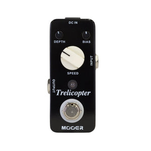 Mooer Trelicopter Optical Tremolo Micro Pedal
