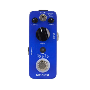 Mooer Solo Distortion Micro Pedal - Downtown Music Sydney