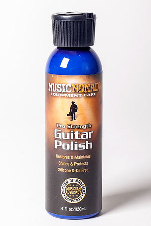 Music Nomad MN101 Pro Strength Guitar Polish - 120mL - Downtown Music Sydney