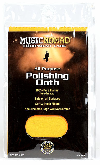 Music Nomad MN200 All Purpose Polishing Cloth