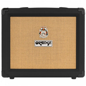 "Orange Crush 20 1x8"" 20-Watt Guitar Combo Amp - Black - Downtown Music Sydney"