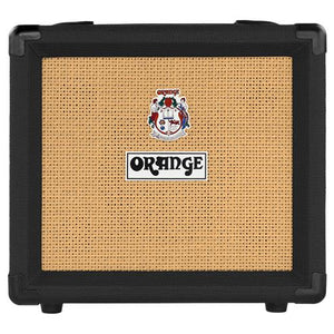 "Orange Crush 12 1x6"" 12-Watt Guitar Combo Amp - Black - Downtown Music Sydney"