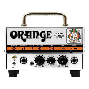 Orange MT20 Micro Terror 20-Watt Hybrid Tube Guitar Amp Head - Downtown Music Sydney