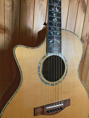 Taylor Presentation Series PS-14CE-L3 Pre-Loved Left Handed Acoustic/Electric Guitar