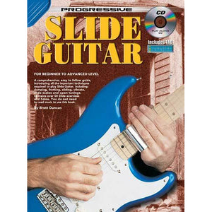 Progressive Slide Guitar Technique Book with CD