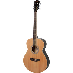 Redding RGC51LH Left Handed Acoustic Guitar - Natural - Downtown Music Sydney