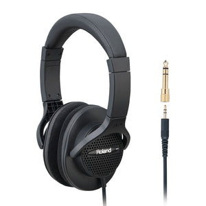 Roland RH-A7BK Monitor Headphones - Black