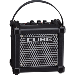 Roland MCUBEGX Micro Cube GX 3-Watt Battery-Powered Guitar Amp - Black - Downtown Music Sydney