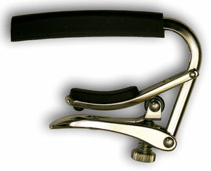 Shubb C3 12-String Guitar Capo - Nickel